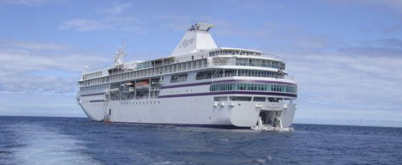 Bora Bora Kreuzfahrt - Kreuzfahrtschiff Paul Gauguin