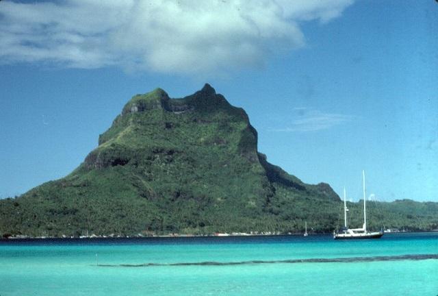 Bora Bora Urlaub - die Bora Bora Insel