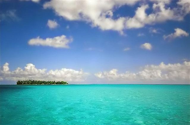Bora Bora Urlaub - Sonniges Bora Bora Wetter