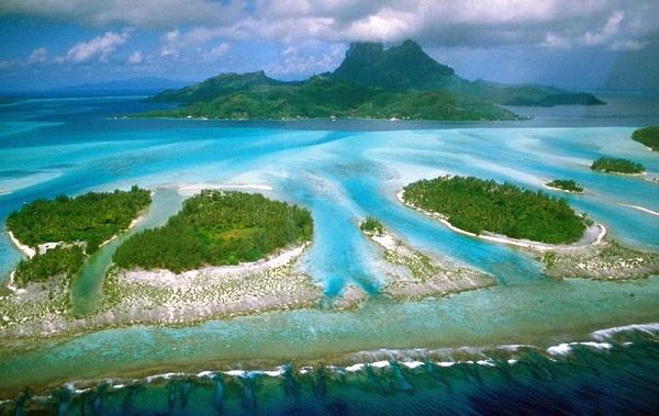 Bora Bora - Urlaubsparadies im Südpazifik